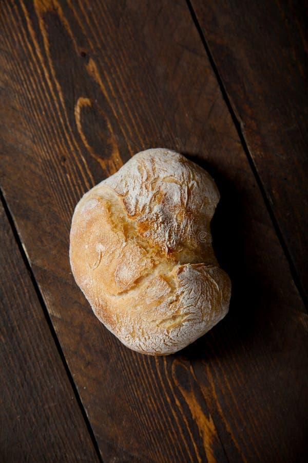麦子面包 库存照片