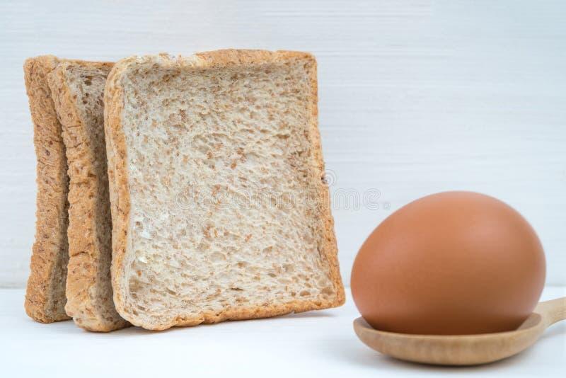 麦子面包 免版税图库摄影