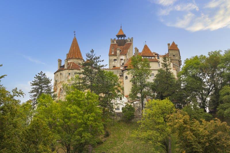 麸皮城堡罗马尼亚 免版税图库摄影