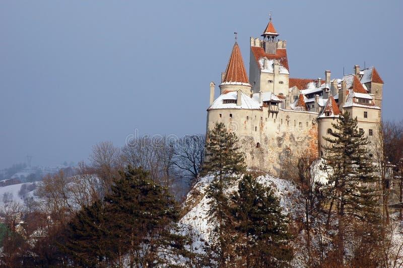麸皮城堡 图库摄影