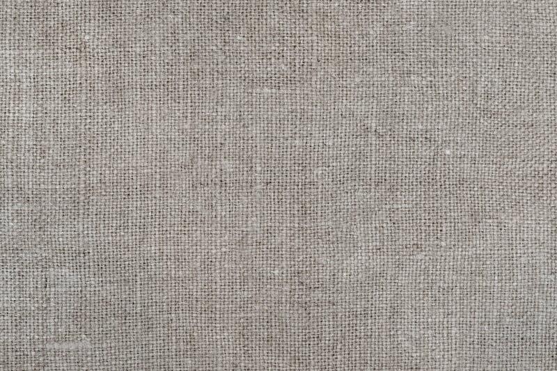 麻袋布纹理背景宏指令的背景关闭 库存图片