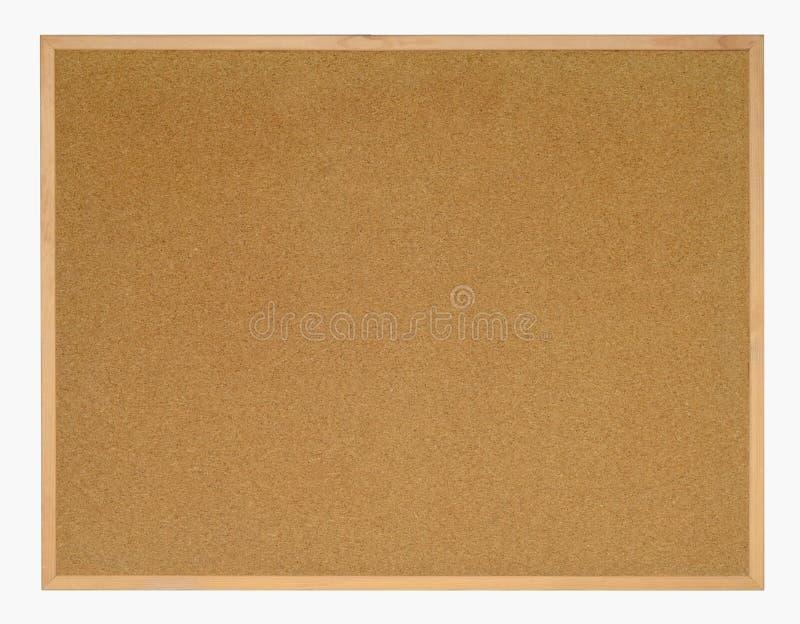 黄柏桌隔绝与道路 免版税库存照片
