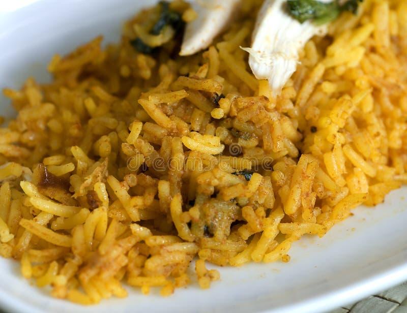 黄油米 免版税库存照片