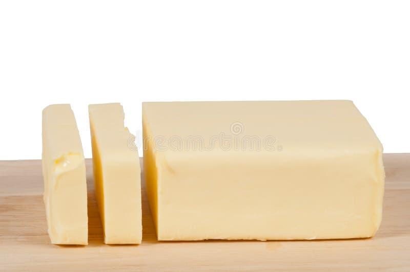 黄油 免版税库存图片