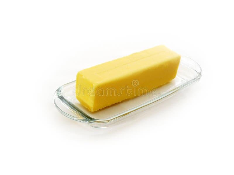 黄油 库存照片