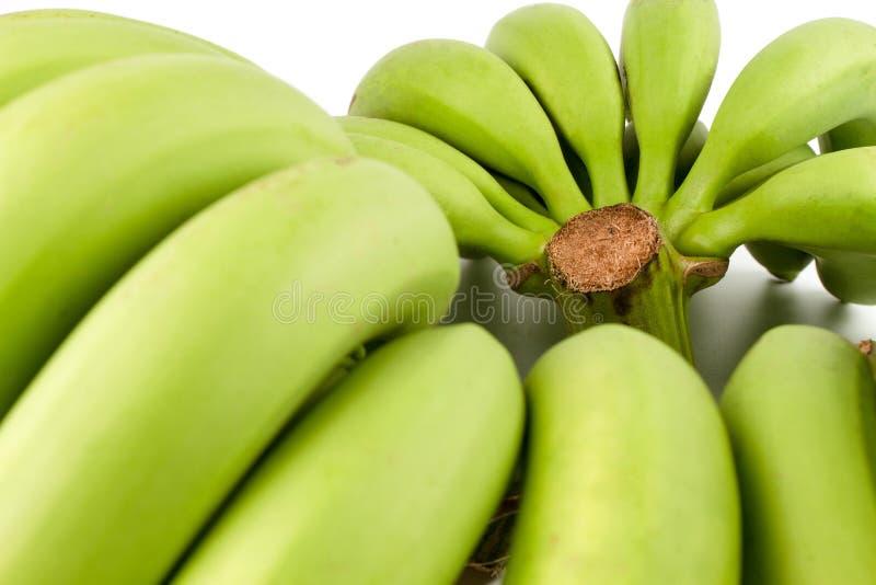 黄绿色香蕉Comp 免版税库存图片