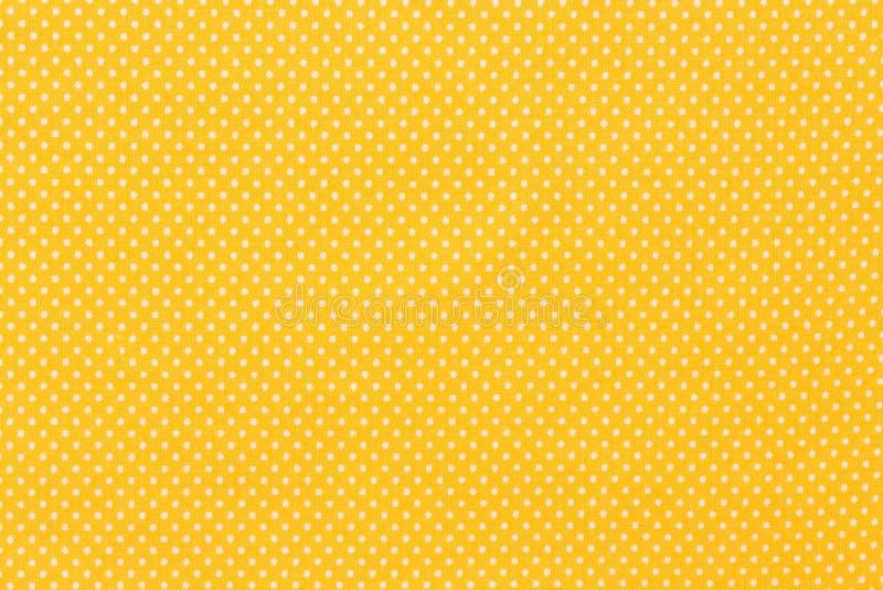 黄色或金子轻的光滑和发光的织品 向量例证