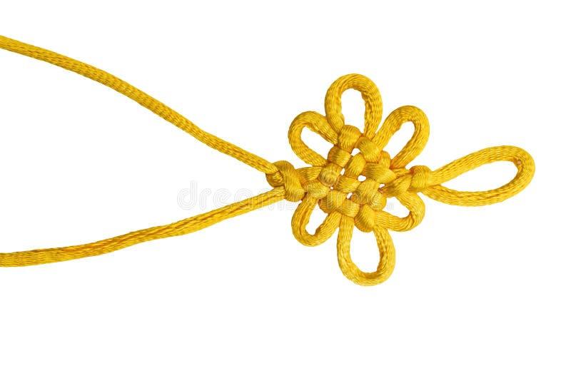 黄色根瘤 免版税库存图片