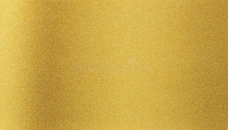 黄铜金黄纹理 免版税库存图片