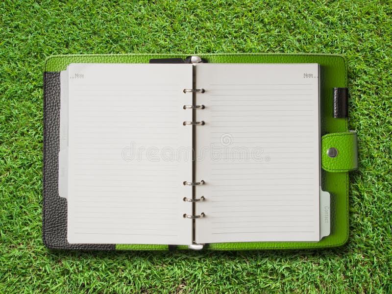 黏合剂开放盖子的绿色 库存照片