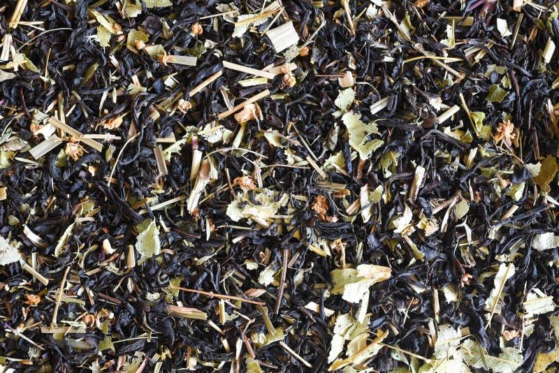 黑俄国清凉茶05 库存图片