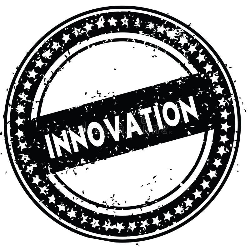 黑创新困厄了与难看的东西纹理的不加考虑表赞同的人 库存例证