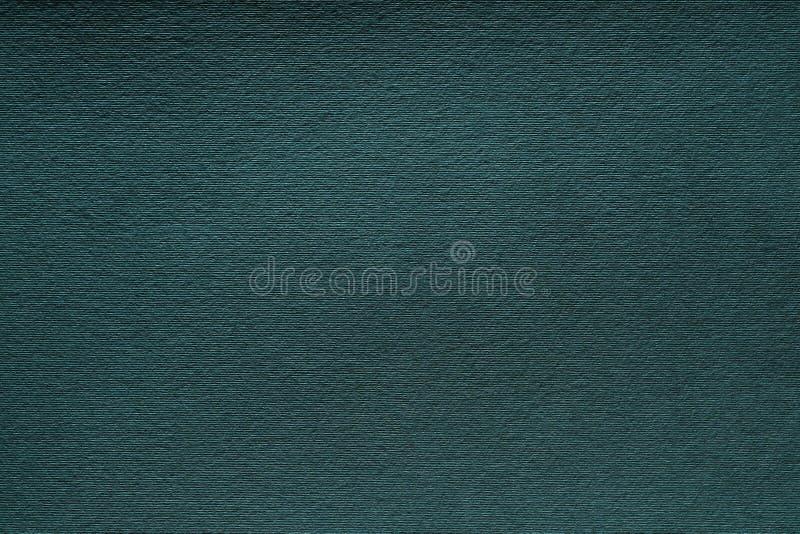 黑暗的小野鸭绿色感觉纹理背景条绒 免版税图库摄影