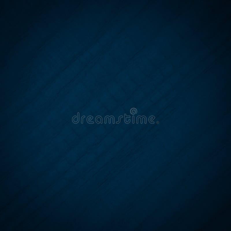 黑暗的木抽象背景纹理老牌-蓝色颜色 图库摄影