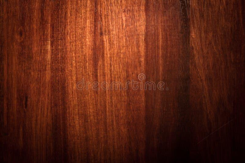 黑暗的木纹理背景 库存图片