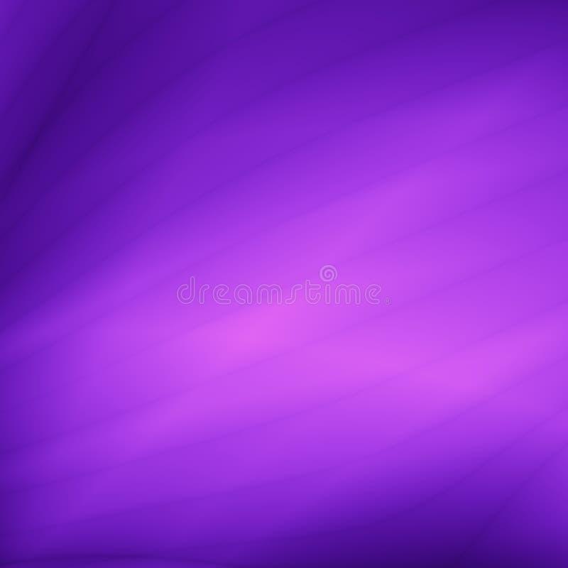 黑暗的模式紫色 皇族释放例证