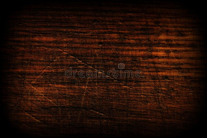 黑暗的纹理木头 棕色纹理木头 老盘区背景  减速火箭的木桌 土气的背景 葡萄酒颜色表面,vig 库存图片