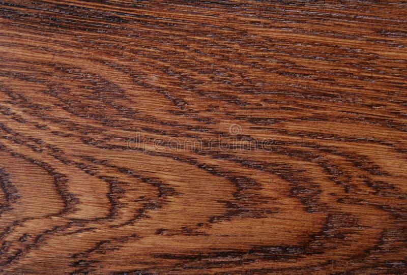 黑暗的纹理木头 库存照片