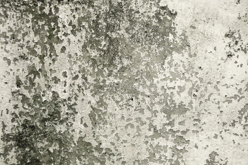 黑暗的膏药墙壁 免版税库存照片
