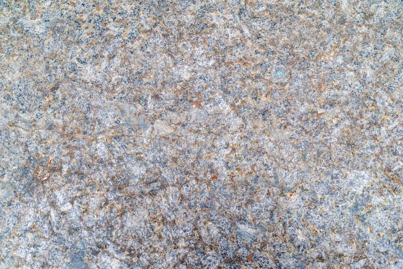 黑暗的花岗岩背景 构造花岗岩石头的样式 向量例证