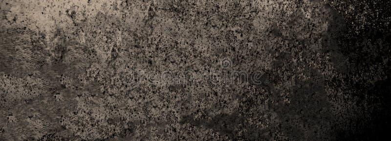 黑暗的难看的东西背景 尘土覆盖物和困厄背景w 库存照片