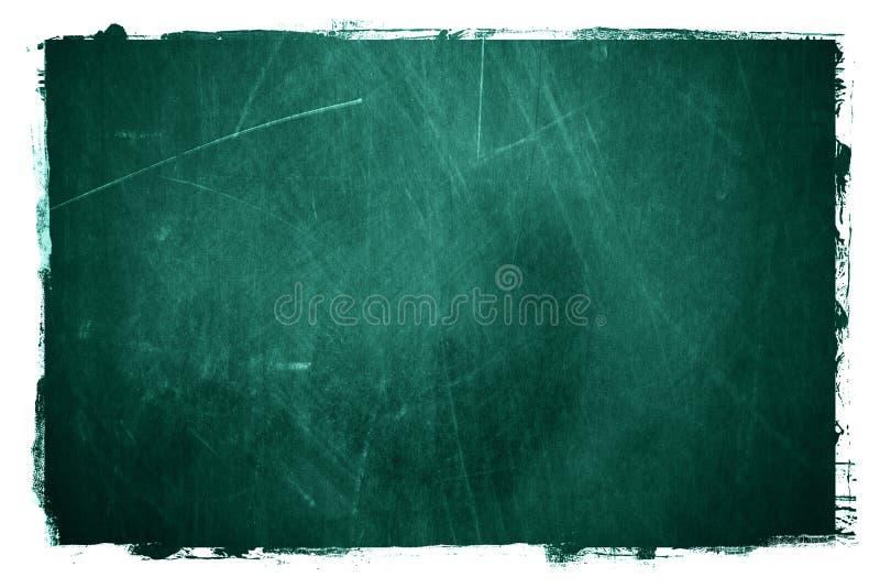 黑板纹理 免版税库存照片