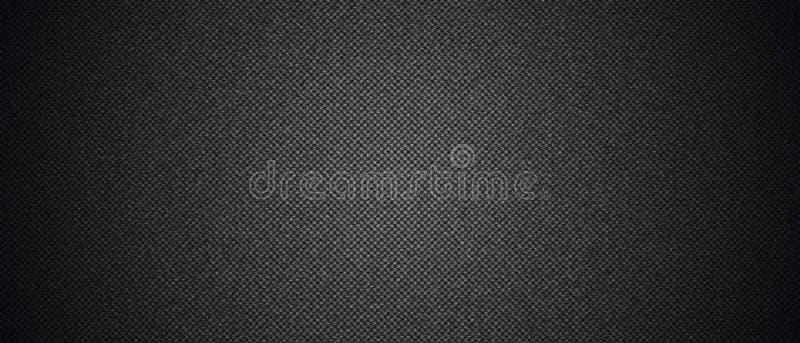 黑牛仔布牛仔裤纹理 图库摄影