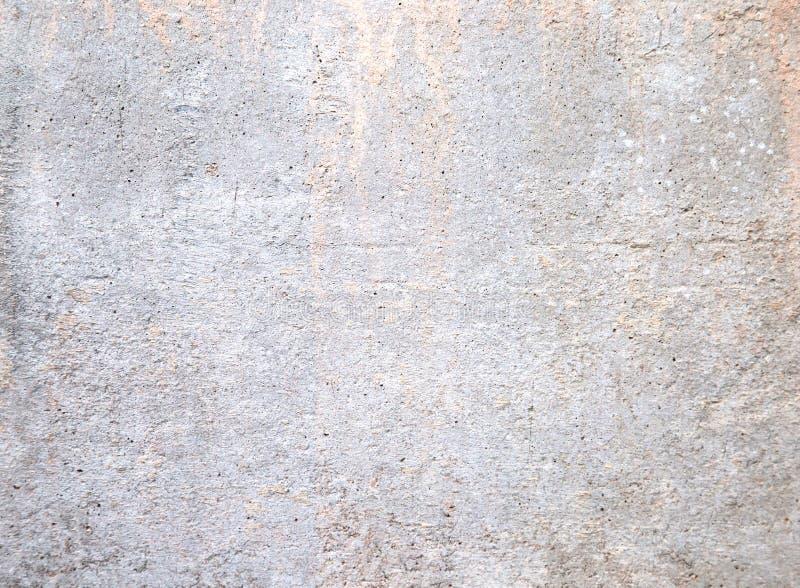 黑白与拷贝空间的难看的东西都市纹理 抽象表面尘土和粗砺的肮脏的墙壁背景或者墙纸与 免版税库存照片