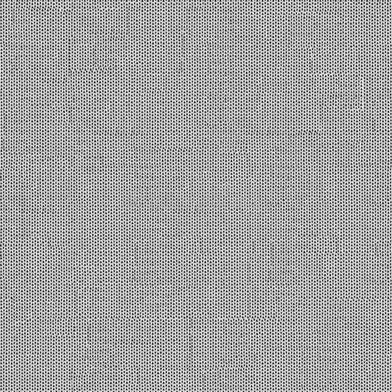 黑白织品无缝的纹理 3d和第2的纹理地图 免版税库存图片
