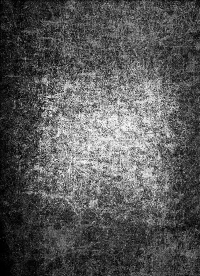 黑白都市Grunge纹理 免版税图库摄影