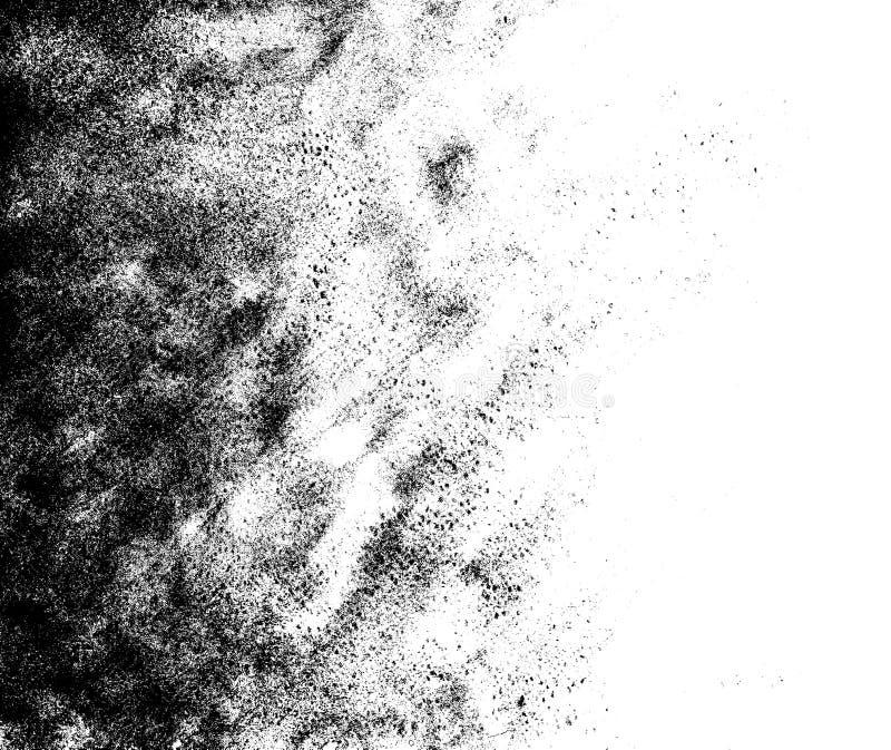 黑白难看的东西梯度纹理 库存照片