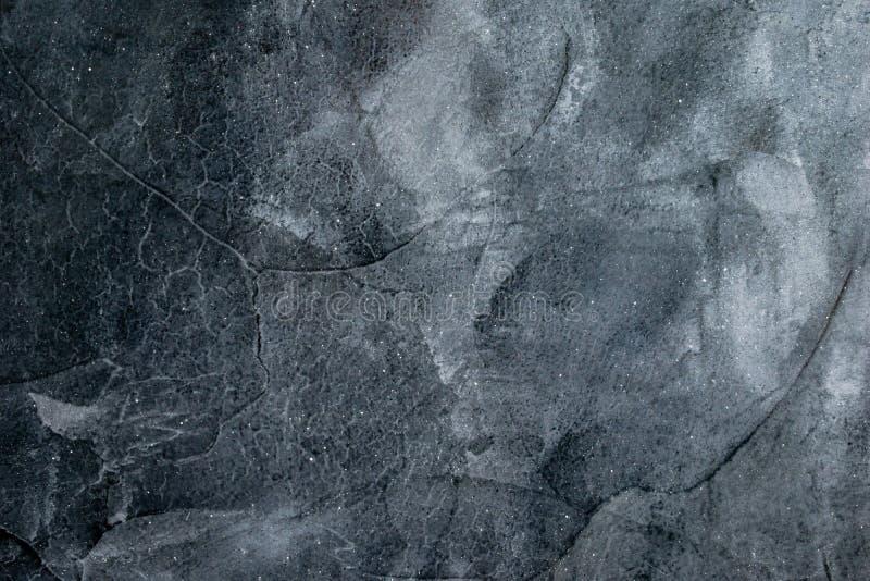 黑纹理,光滑的背景,装饰油漆 免版税库存照片