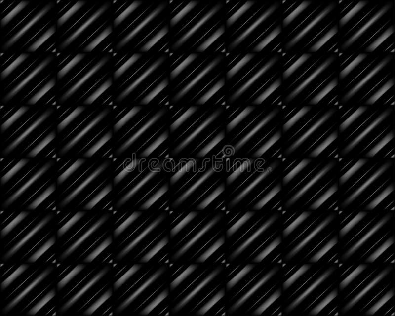 黑背景传染媒介例证网络设计 皇族释放例证
