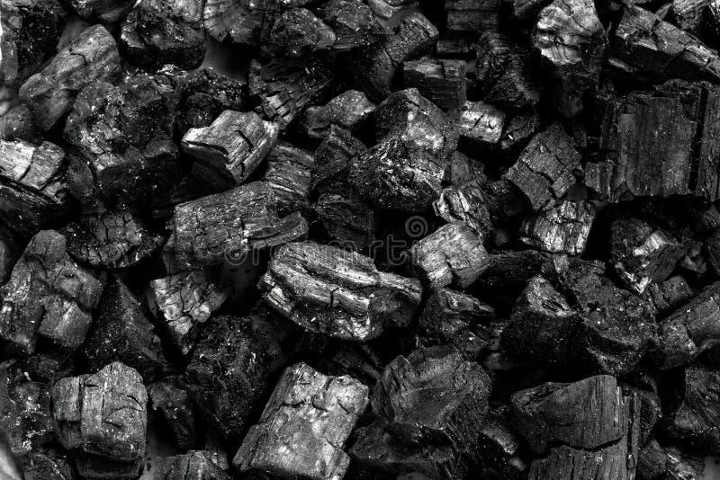 黑自然木炭纹理背景, 库存图片