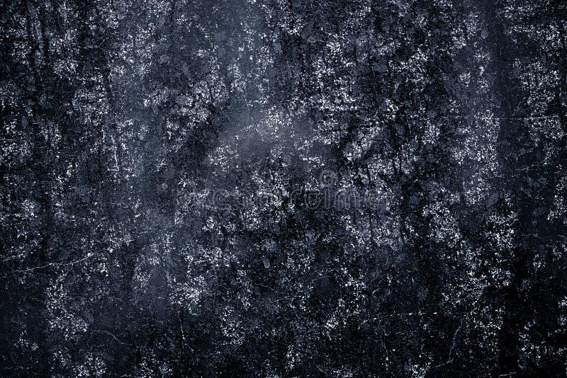 黑色大理石擦亮了 免版税库存图片