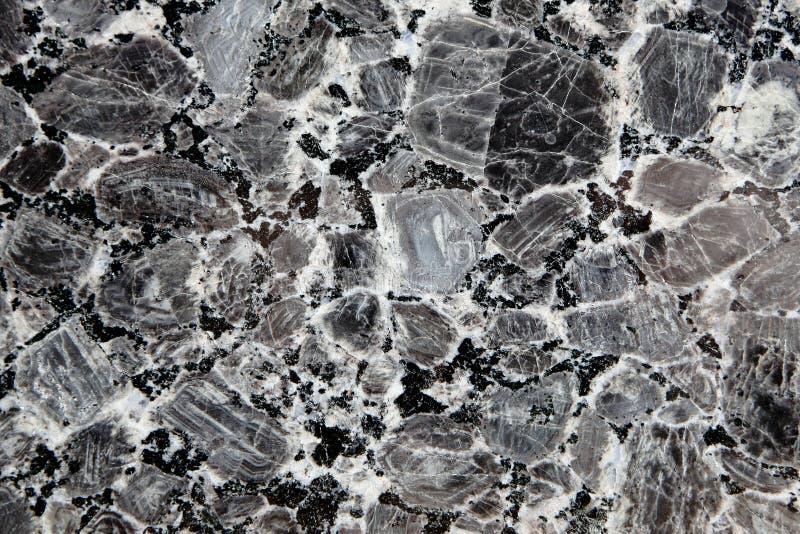 黑色大理石纹理 库存图片
