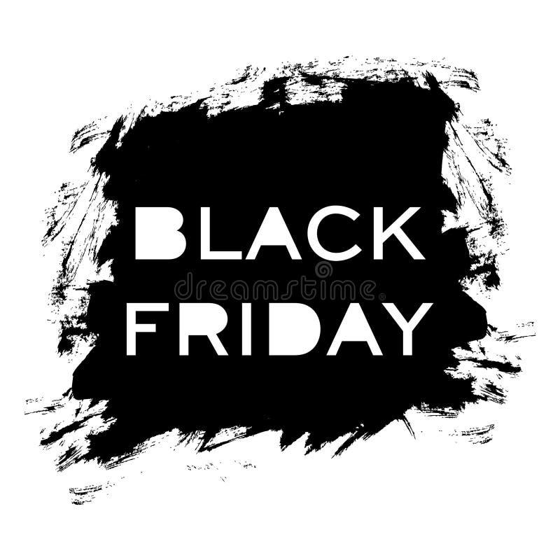 黑色星期五 销售额 免版税库存图片