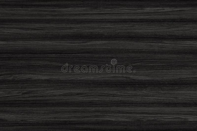 黑色纹理木头 背景老面板 木纹理 免版税库存图片