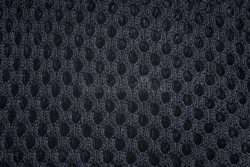 黑色织品 免版税库存图片