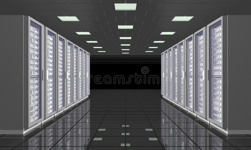 黑色计算全球 库存照片