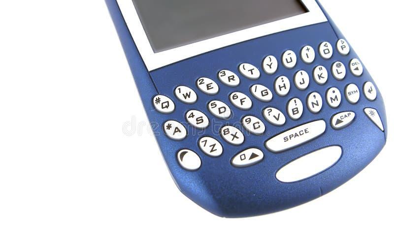 黑莓键盘 库存照片