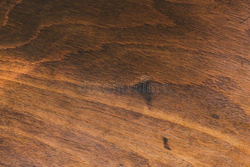 黑褐色委员会 木板条之间的距离 木美好的纹理 库存照片