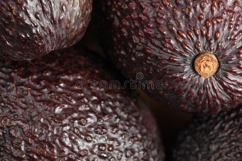 黑褐色鲕梨bilse紧密品种皮肤 库存图片