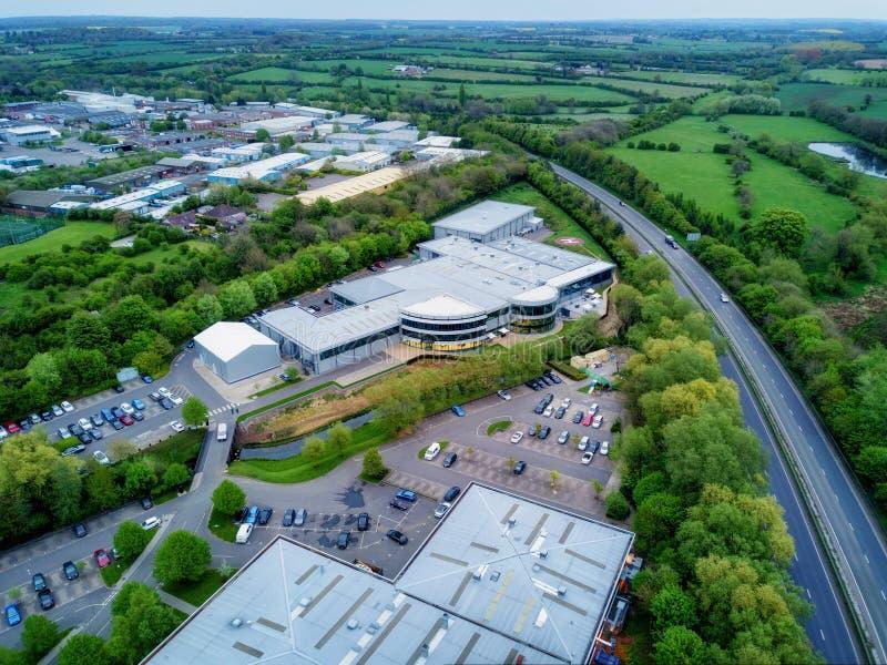 默西迪丝F1 Brackley英国 库存照片