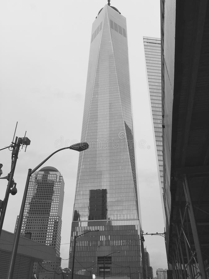 101默里街道NY NY 免版税库存照片
