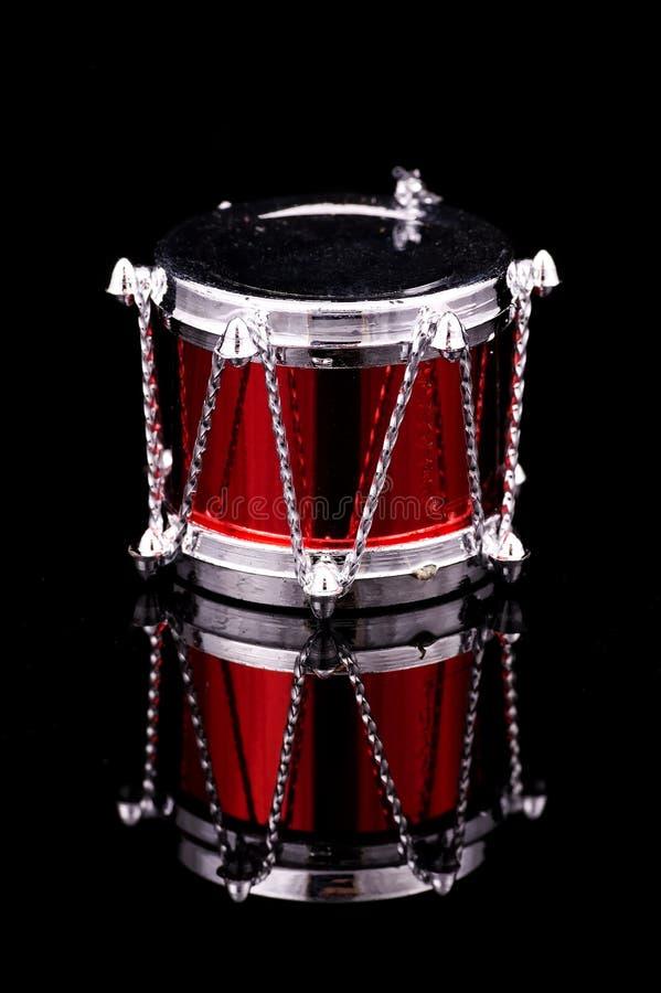 鼓装饰品 库存照片