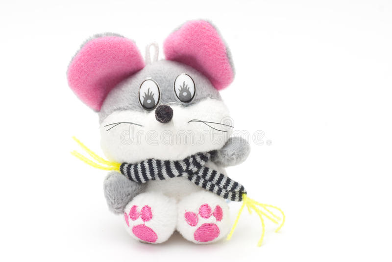 鼠标玩具 库存照片