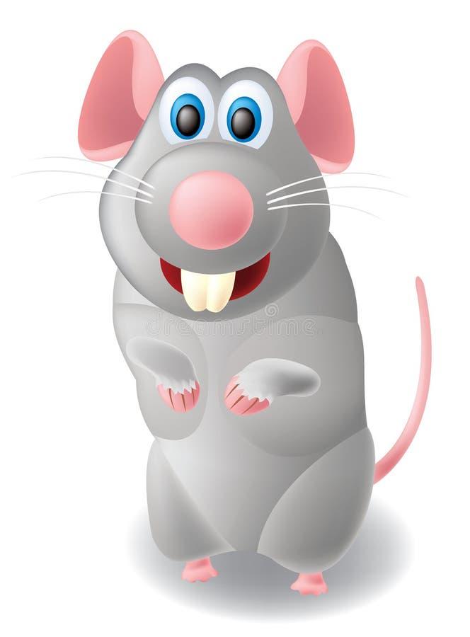 鼠标 库存例证