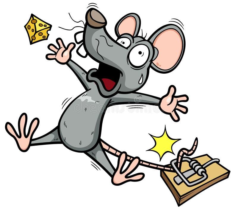 鼠 向量例证