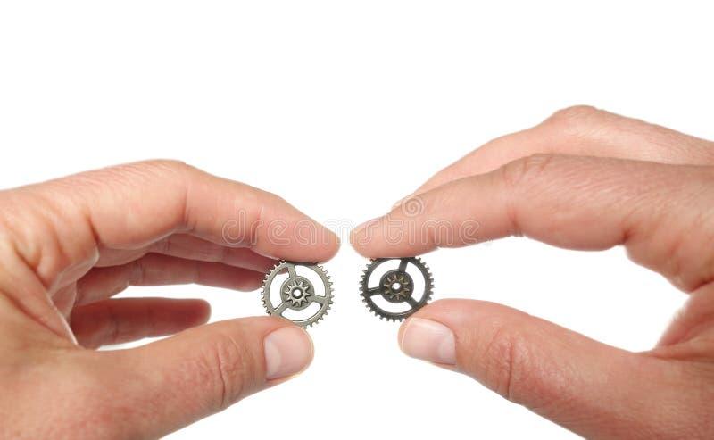 Download 齿轮二 库存图片. 图片 包括有 容易, 合作伙伴, 简单, 齿轮, 空白, 行业, 简化, 合作, 现有量 - 72363347
